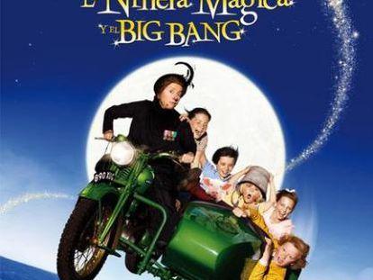 Cartel de La niñera mágica y el Big Bang