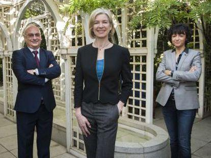 Los premios Fronteras del Conocimiento de la Fundación BBVA galardonan a los creadores de la técnica de edición genética CRISPR