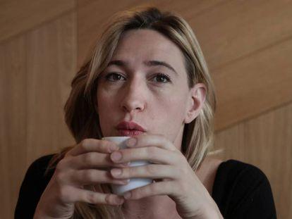 La actriz, guionista y directora Abril Zamora.