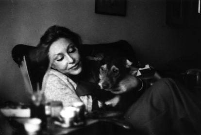La escritora brasileña Clarice Lispector inspiró a Guelfenbein el personaje de Vera Sigall.