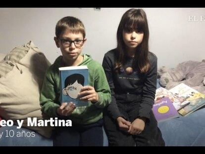 Te recomiendo este libro: los niños seleccionan sus lecturas preferidas
