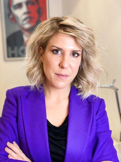 Verónica Fumanal, licenciada en Ciencias Políticas y máster en Marketing Político