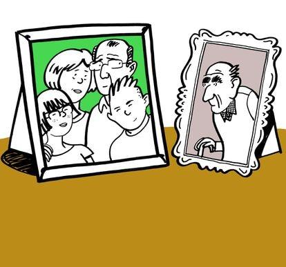 Ilustración de Enrique Flores.