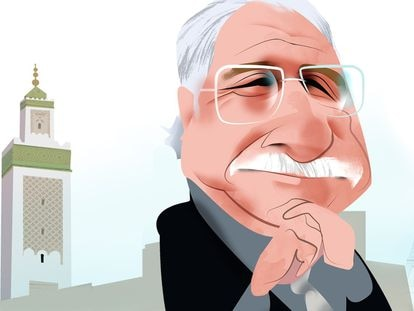 Chems-Eddine Hafiz, por Luis Grañena.