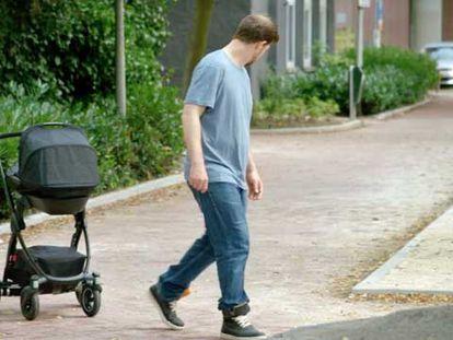 ¿Un carrito de bebé teledirigido?