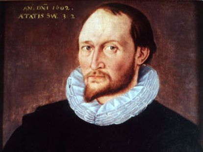 Thomas Harriot (1560-1621).