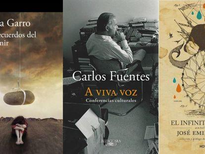 México exprime a sus clásicos: Carlos Fuentes, Juan Rulfo, Elena Garro...