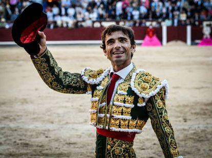 Vuelta al ruedo de Fernando Robleño en Madrid.