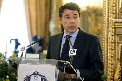 Ignacio González, en una imagen de archivo.