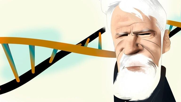 Kári Stefánsson, por Luis Grañena
