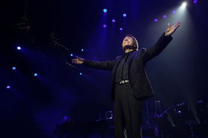 Raphael, este sábado en el concierto en Wizink Center