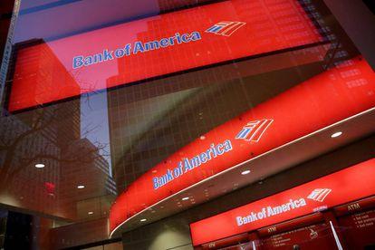 Sucursal de Bank of America en New York