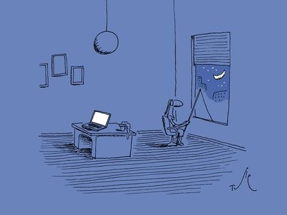 Ilustración de Tute.
