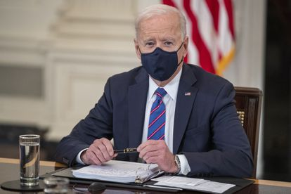 El presidente de EE UU, Joe Biden, en la Casa Blanca este miércoles.