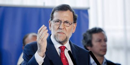 El presidente del Gobierno, Mariano Rajoy, el pasado 30 de mayo.