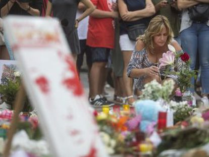 Con el paso de las horas se han dado a conocer los nombres y nacionalidades de las víctimas
