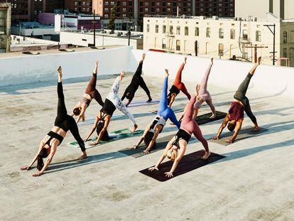 Los ejercicios de equilibrio de escaladores y deportistas de élite que tienes que aprender ya
