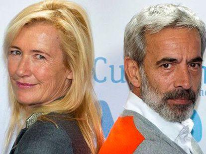 Ana Duato e Imanol Arias.