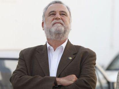 El exportavoz de IU en el Ayuntamiento de Sevilla Antonio Rodrigo Torrijos.