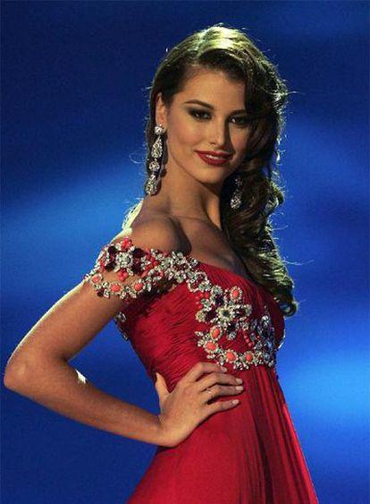 La venezolana Stefanía Fernández, Miss Universo 2009