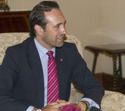 El presidente del Gobierno balear, José Ramón Bauzá.