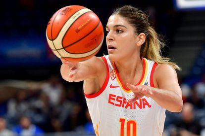 Marta Xargay, en el Eurobasket de 2019