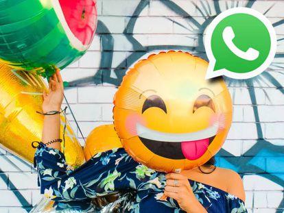 ¿Cuántos mensajes de WhatsApp hacen falta para identificarte? No tantos
