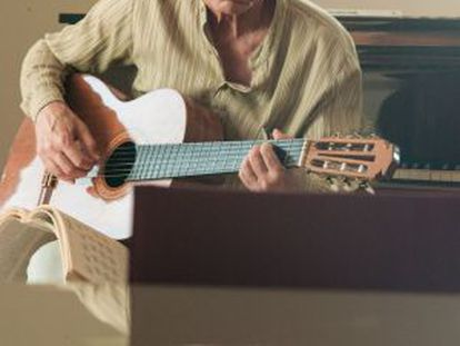 Imagen del documental sobre Chico Buarque.