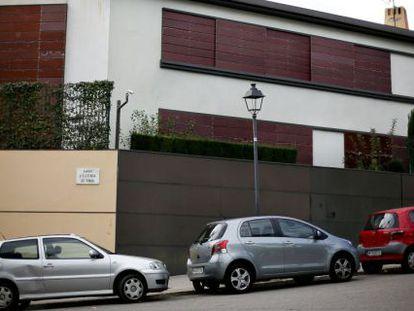 La casa de los duques de Palma en Pedralbes.