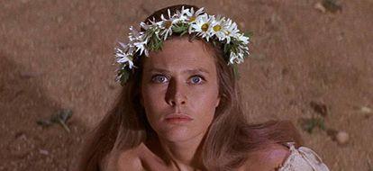 Rosemary Forsyth en 'El señor de la guerra' (1965), de Franklin J. Schaffner.