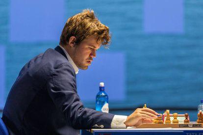 Magnus Carlsen, hace dos semanas en el torneo Tata de Wijk aan Zee (Países Bajos)