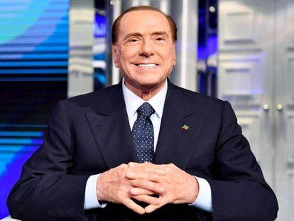 Silvio Berlusconi, en Roma, en marzo de 2018.