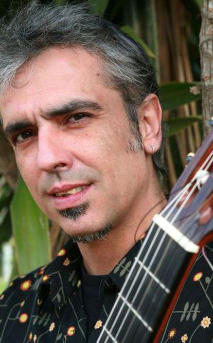 El músico Carles Dénia.