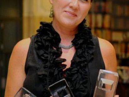 La directora brasileña Anna Muylaert.