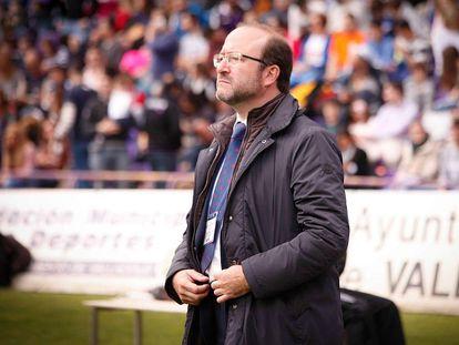 Rafael Ramos, presidente de la asociación de médicos de clubes.