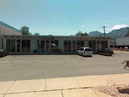 Vista de una calle de Colorado (EE UU) captada por Street View en 2012 y recogida en la exposición de Jon Rafman.