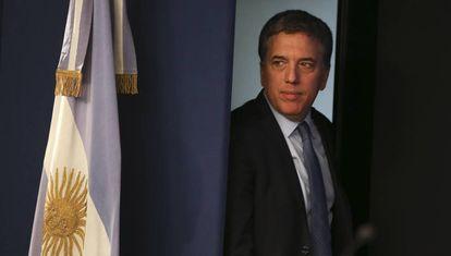 Nicolás Dujovne, en Buenos Aires.