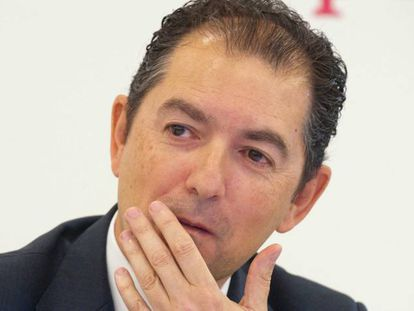 Francisco Gómez, exconsejero delegado de Banco Popular.