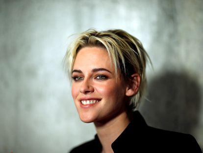 Kristen Stewart, en el pase de una película en Los Ángeles, California, en enero de 2020.