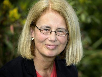 Sabine Kräuter-Stockton, integrante de GREVIO, el grupo de especialistas independientes que analizan el cumplimiento del convenio de Estambul, en una imagen de archivo.