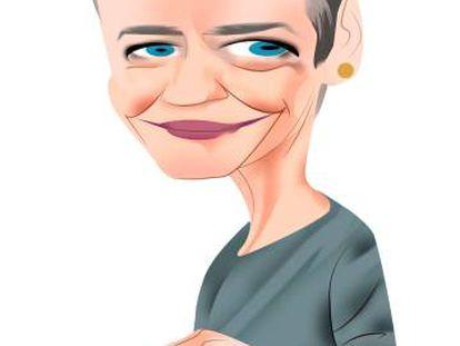 Margrethe Vestager, el azote de las grandes tecnológicas
