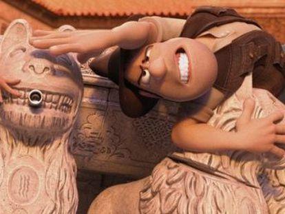 El personaje viaja a Granada en la secuela de la película de animación más taquillera de España