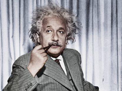 Mileva Marić y Albert Einstein
