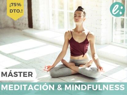 Conviértete en un profesional certificado en Mindfulness. ¡Acceso a bolsa de empleo!