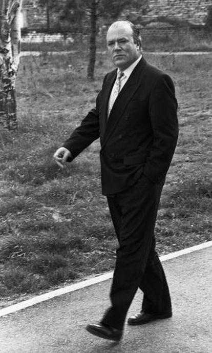 José Villarejo, en una foto de 1995.