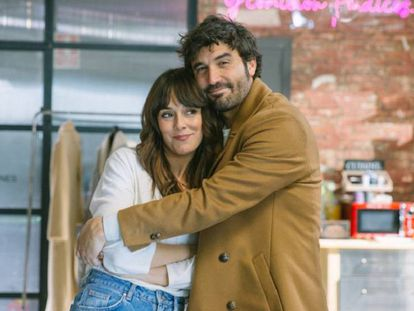 Belén Cuesta y Álex García, en 'Hasta que la boda nos separe'. En vídeo, un avance de la película.