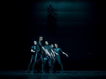 La obra del dramaturgo y coreógrafo Christos Papadopoulos.