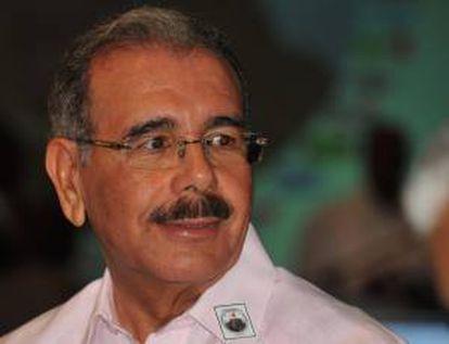 Entre los mandatarios que ya han confirmado su asistencia estan: el nuevo presidente de Paraguay, Horacio Cartes, y su colega de República Dominicana, Danilo Medina (en la imagen). EFE/Archivo