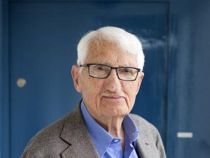 Habermas, el último intelectual vivo
