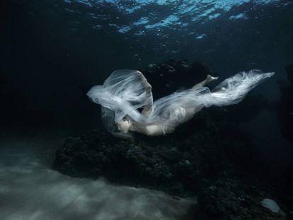 Una de las fotografías de la exposición 'Agua'.